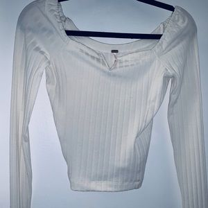 Free People Square Cut Top